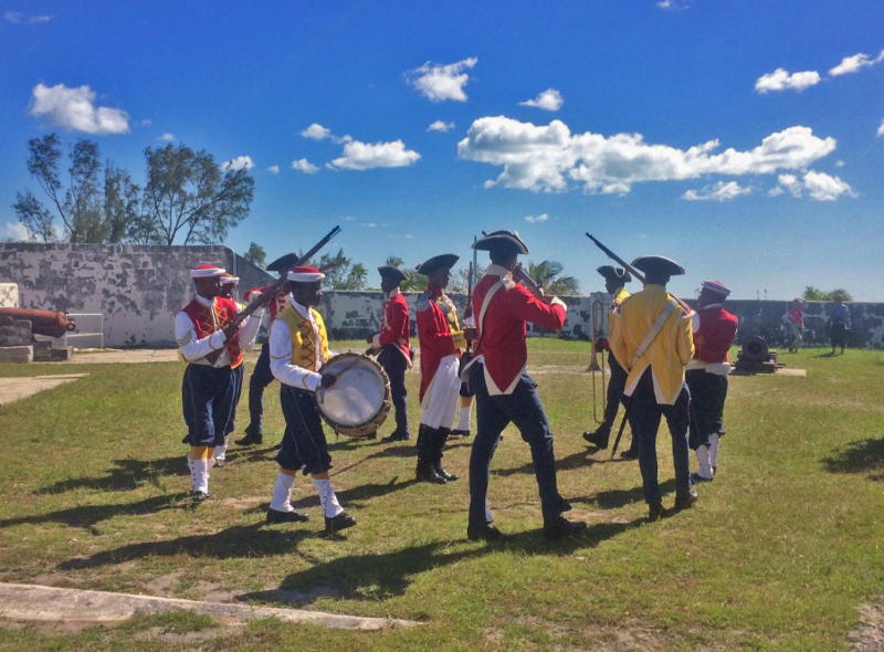Living-History-at-Fort-Charlotte