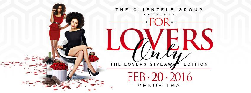 FOR Lovers Only - The Ultimate Lovers Giveaway Party
