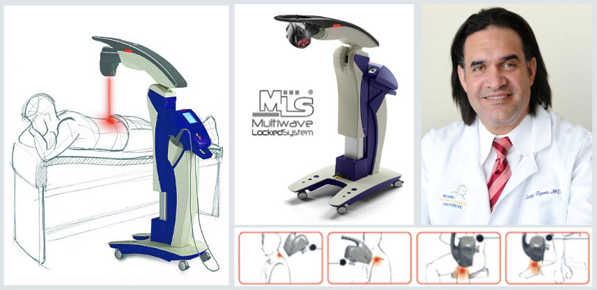 mls laser therapy machine cost