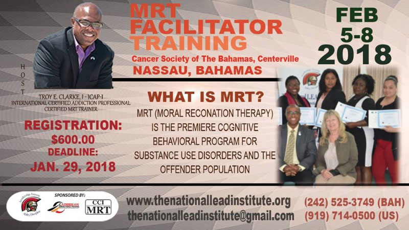 MRT Facilitators Certification Training