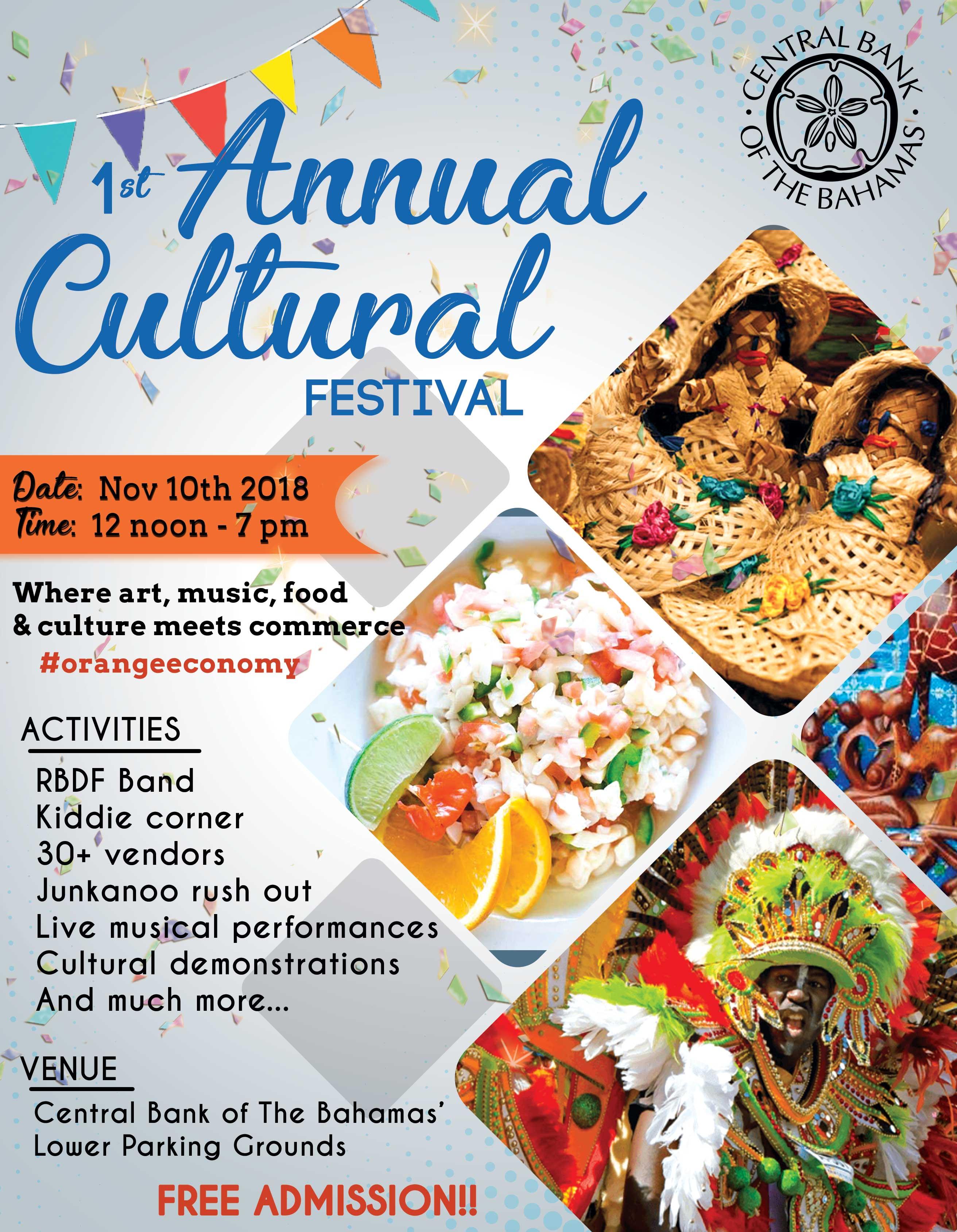 1st Annual Cultural Festival