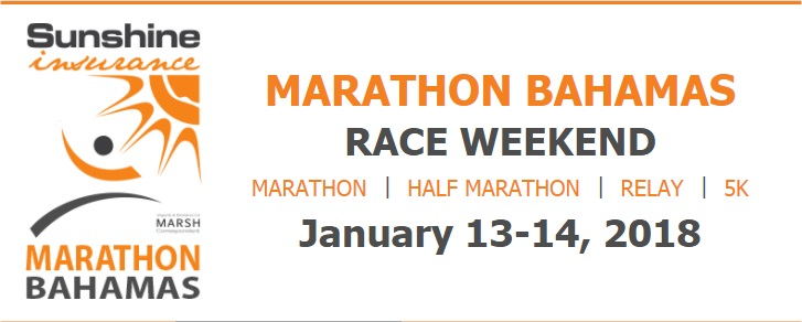 Marathon Bahamas Race Weekend 2018