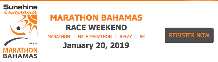 MARATHON BAHAMAS RACE WEEKEND | January 20, 2019