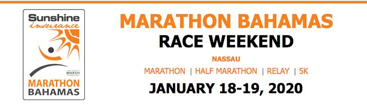 MARATHON BAHAMAS<br /> RACE WEEKEND