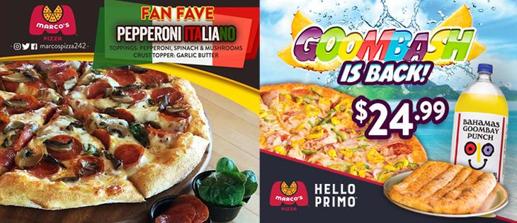Pepperoni Italiano and Goombash Is Back!!