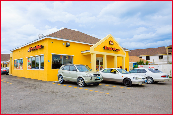 Marco Pizza Bahamas Store Front Image
