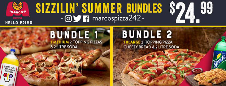 Try one of our Sizzilin' Summer Bundles today‼️