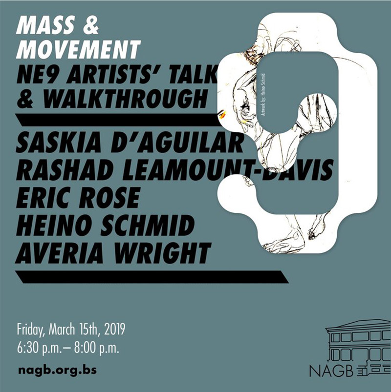 NE9 Artists Talk: Mass & Movement