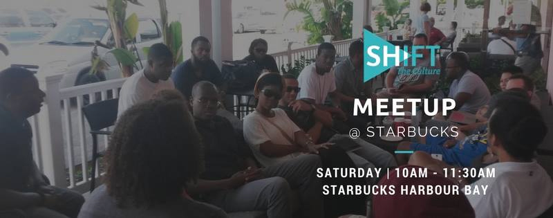 Meetup At Starbucks Hosted by Shift The Culture