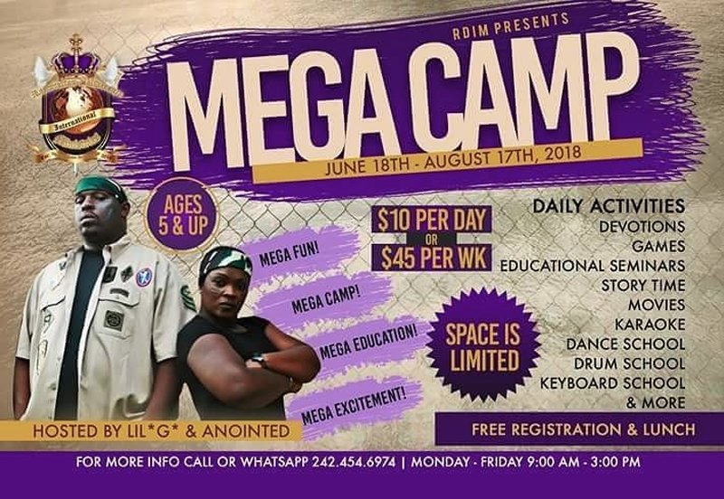 RDIM Presents Megacamp