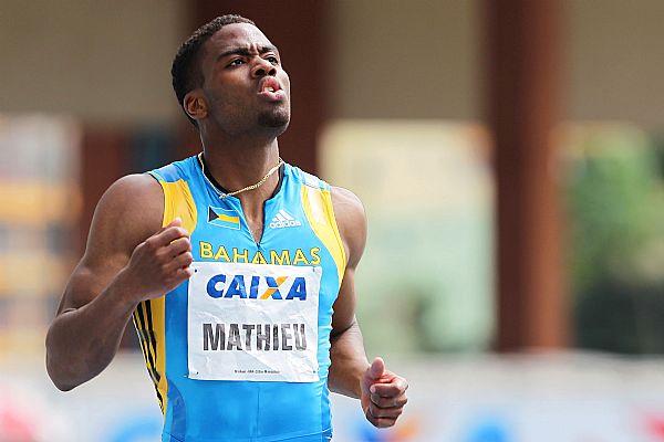 Michael Mathieu Team Bahamas Olympic Profile Michael Mathieu Nassau