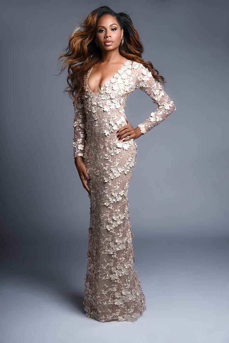 Geena Thompson - Miss World Bahamas