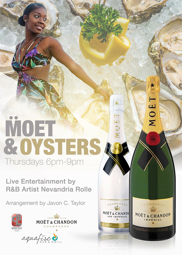 Commonwealth Brewery Limited| Moet and Oysters
