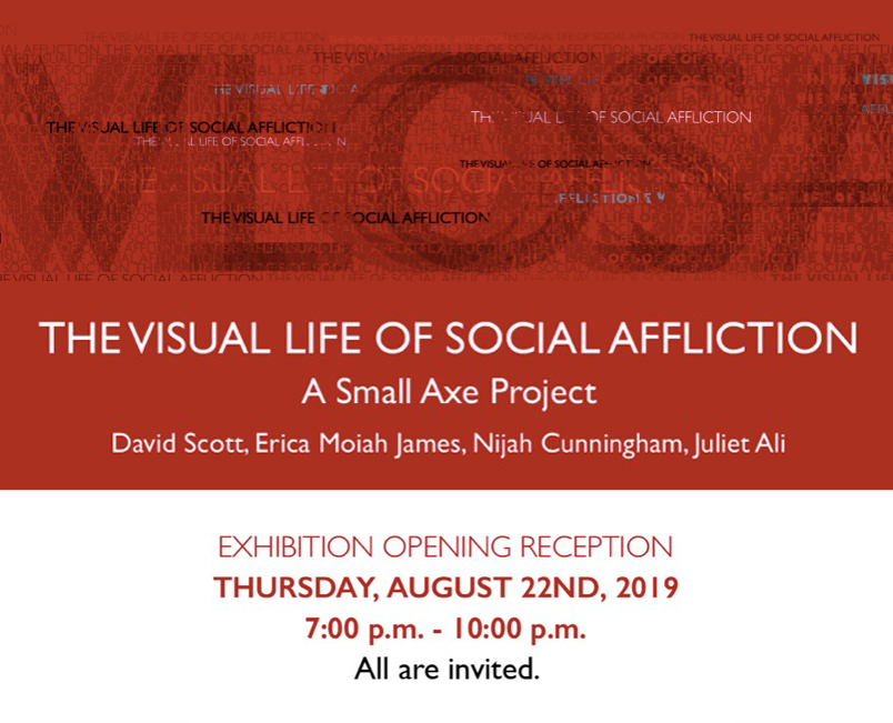 """The Visual Life of Social Affliction"" at The National Art Gallery of the Bahamas"