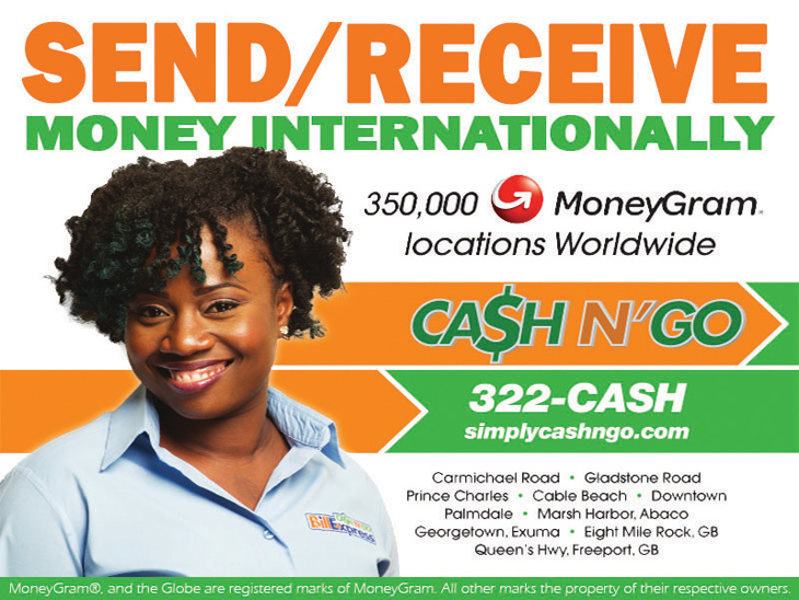 Use Cash N' Go to send money internationally with MoneyGram today before it is to late!