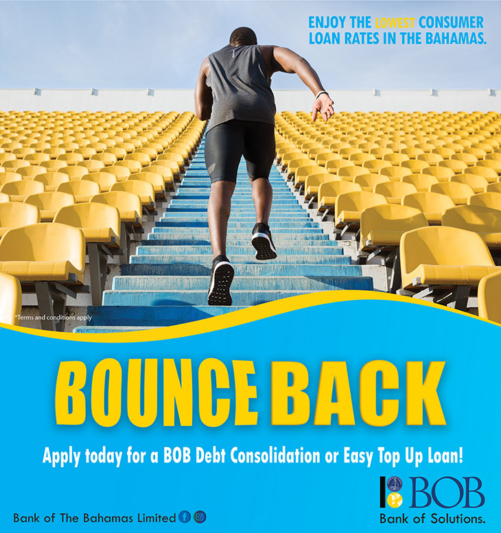 Bounce Back With Bank Of The Bahamas