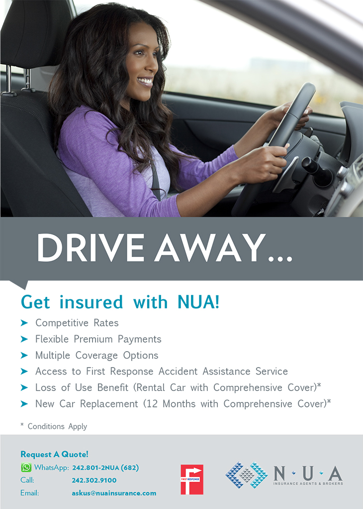 Drive Away And Get Insured With NUA
