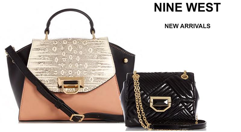 The Nine West Pre-Spring 2020 collection is here. Come and see it. It is beautiful.