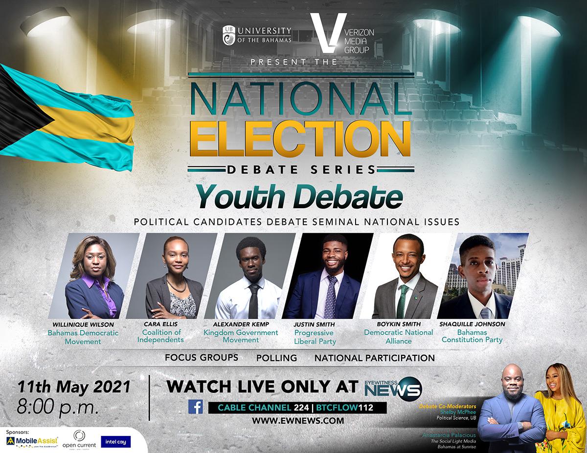 National Election Debate Series | Youth Debate