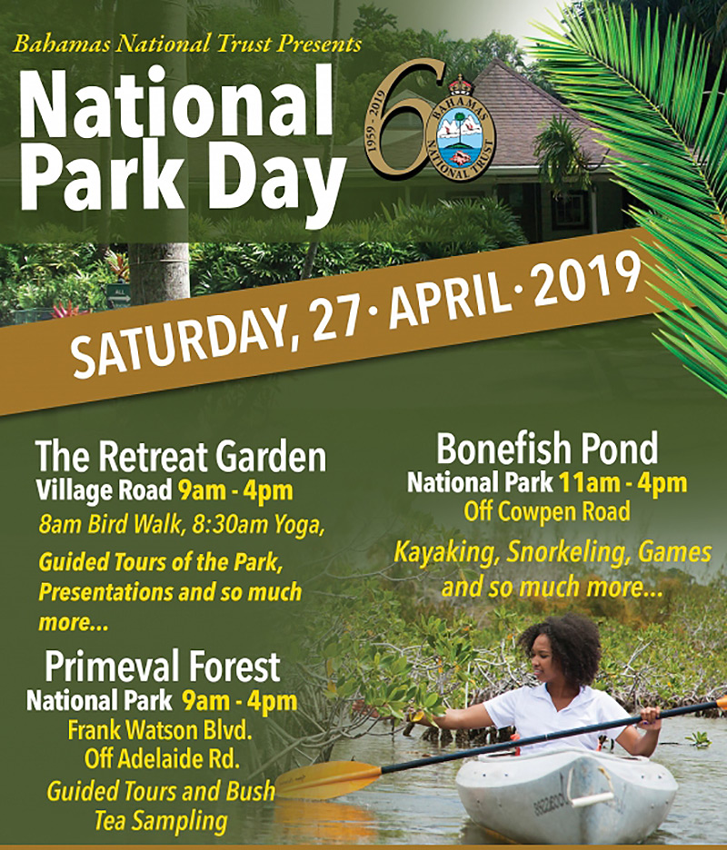 Bahamas National Trust Presents National Park Day