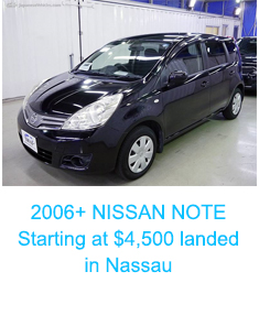 2006+ NISSAN NOTE