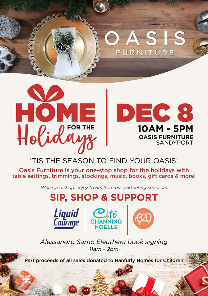Oasis Furniture Home For The Holidays