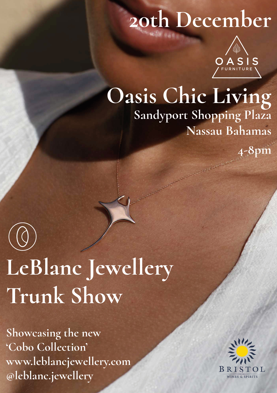 LeBlanc Jewellery Trunk Show