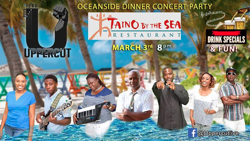 Oceanside Dinner Concert Party