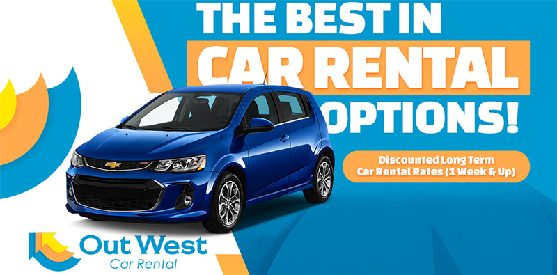 Out West Car Rental - Reserve Your Rental Car Today