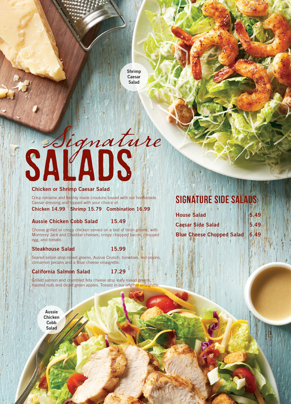 graphic relating to Outback Steakhouse Printable Menu identified as Outback Steakhouse Bahamas - Nau - Nau / Paradise