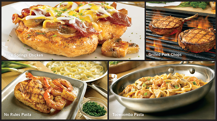 photograph about Outback Printable Menu named Outback Steakhouse Bahamas - Nau - Nau / Paradise