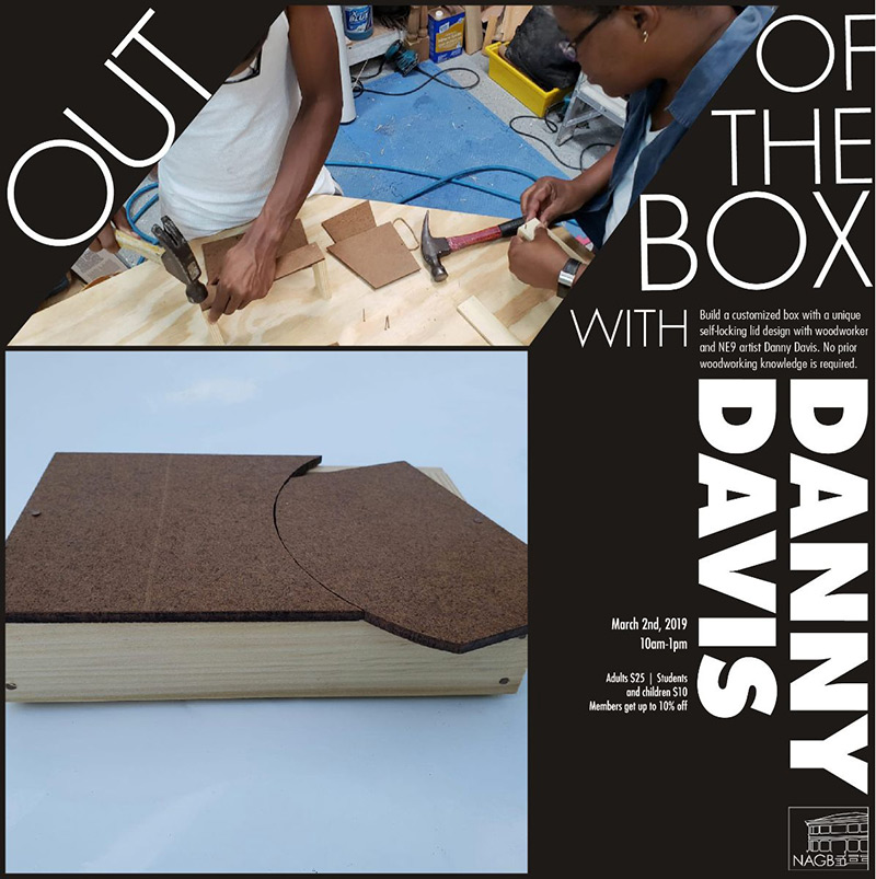 Out of the Box with Danny Davis