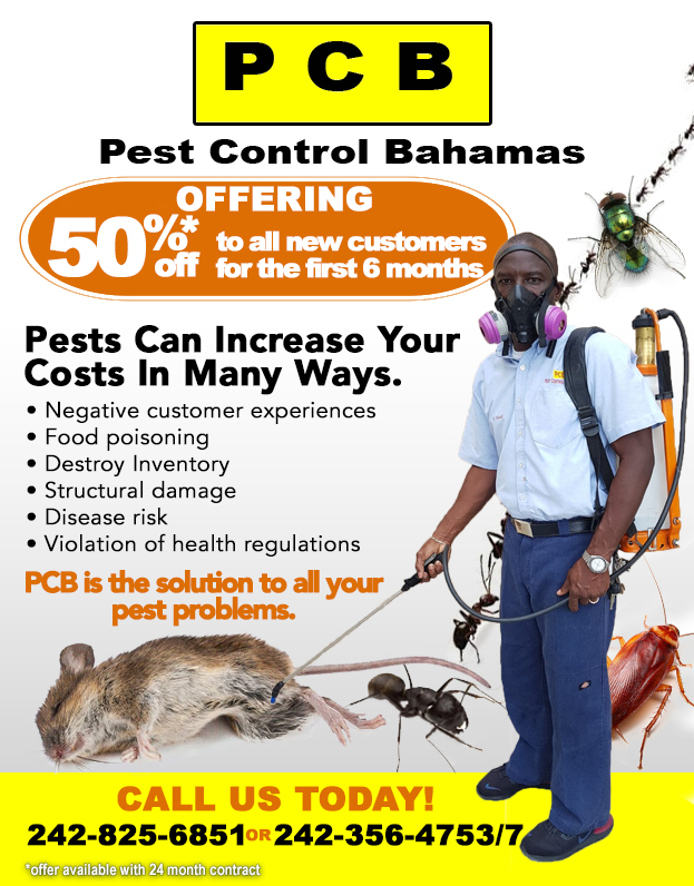 Pest Control Bahamas