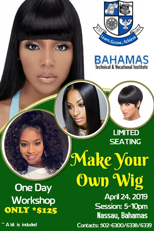 BTVI Make Your Own Wig 2019