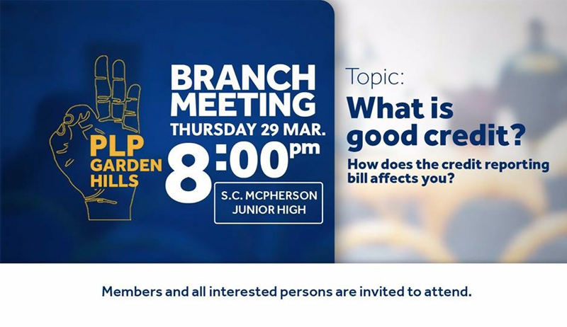 PLP - Garden Hills Branch Meeting