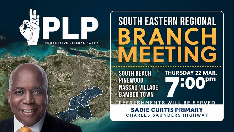 South Eastern Regional Meeting Hosted by Progressive Liberal Party