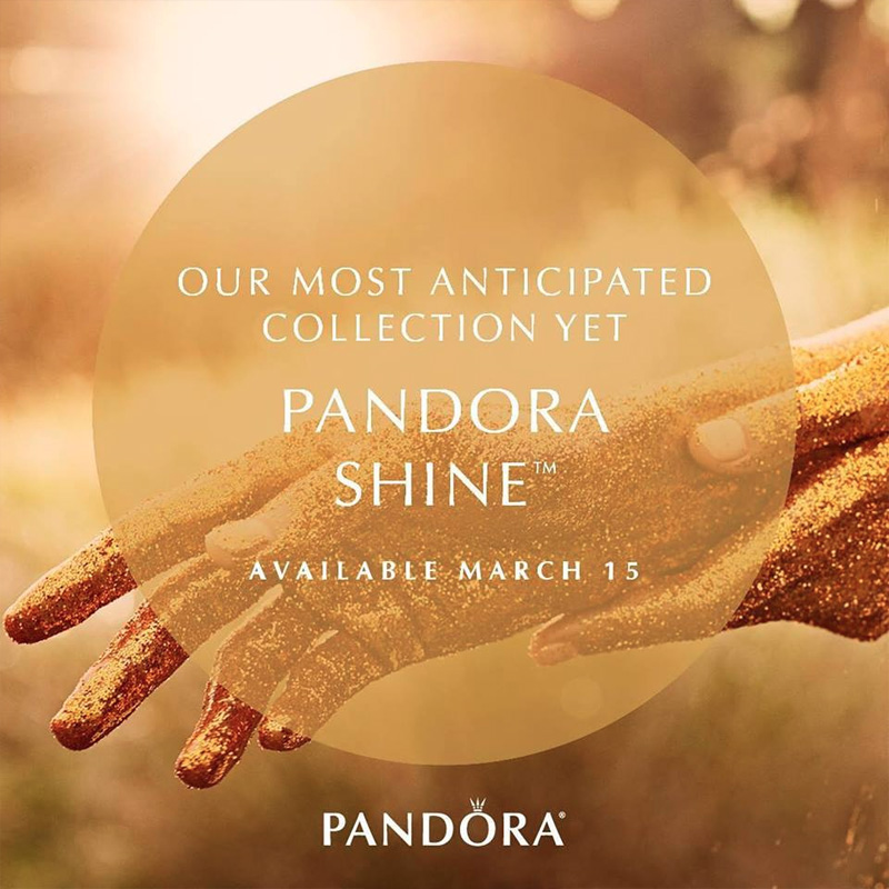 Celebrate at Pandora 329 Bay Street this Thursday from 2-5pm!