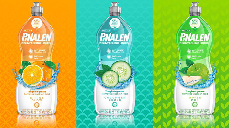 Pinalen Dishwashing Liquid at Bahamas Wholesale Agencies Ltd