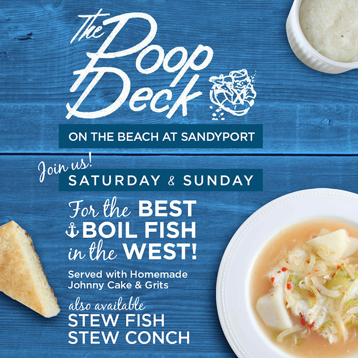 Join Us Saturday and Sunday. For The Best Boil Fish In The West!