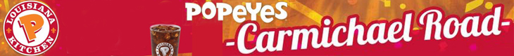 Click Here For Popeyes! New Location!