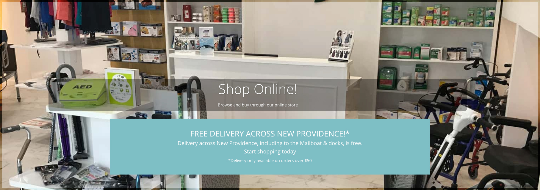 Ports International Launches Online Store, Free Delivery and Curbside Service!