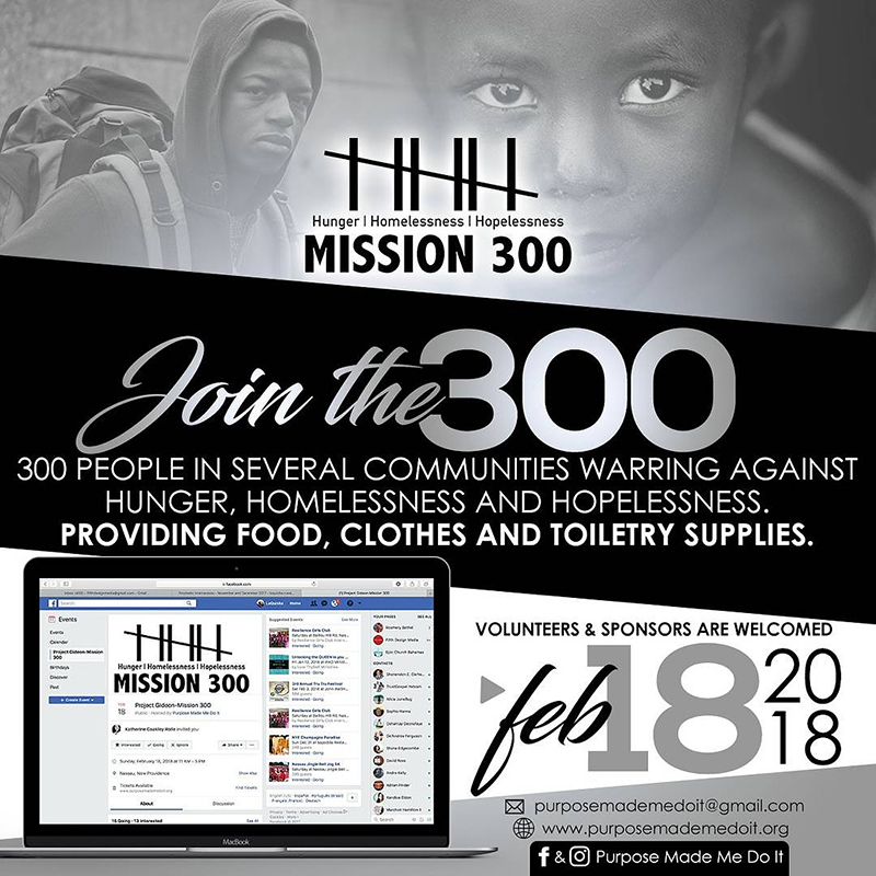 Purpose Made Me Do It - Mission 300