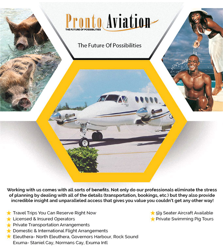 Pronto Aviation