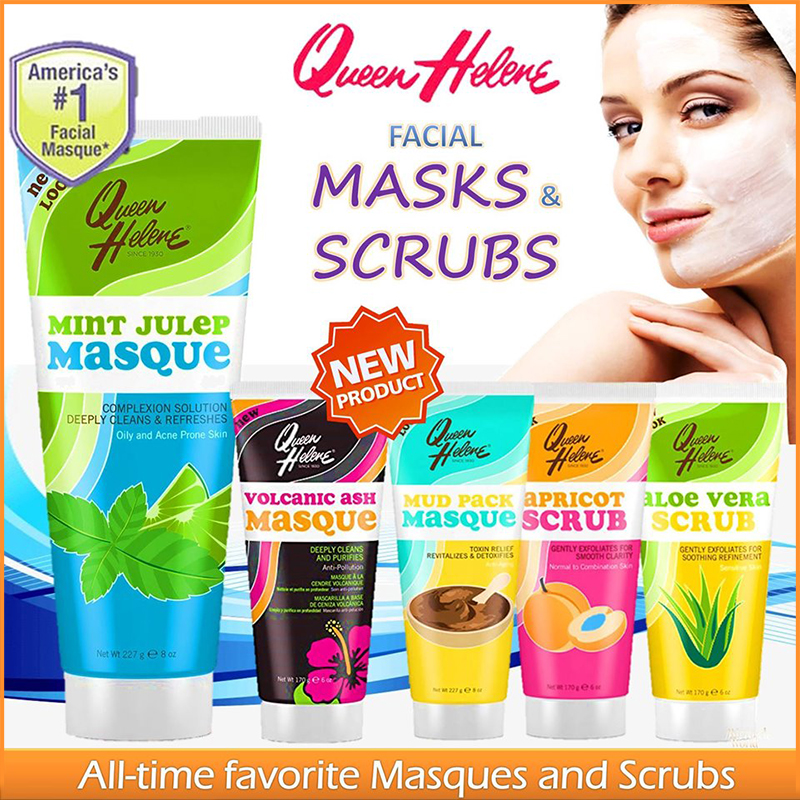 Queen Helene Facial Scrub