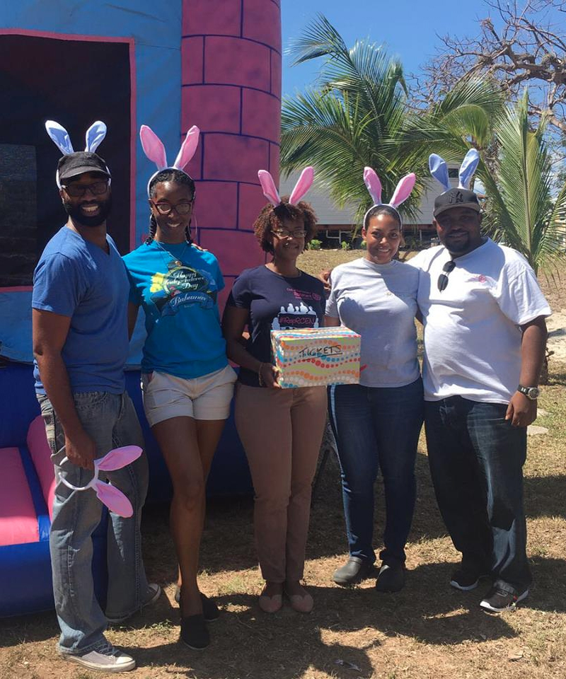 REACH Autism Awareness Easter Egg Hunt Hosted by The Rotaract Club of East Nassau