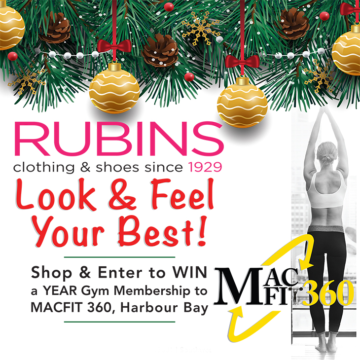 SouthWest Plaza | Look And Feel Your Best With Rubins!