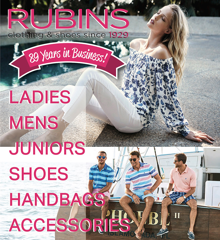 Rubins 89 Years Of Business