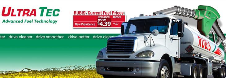 RUBIS Gas Truck