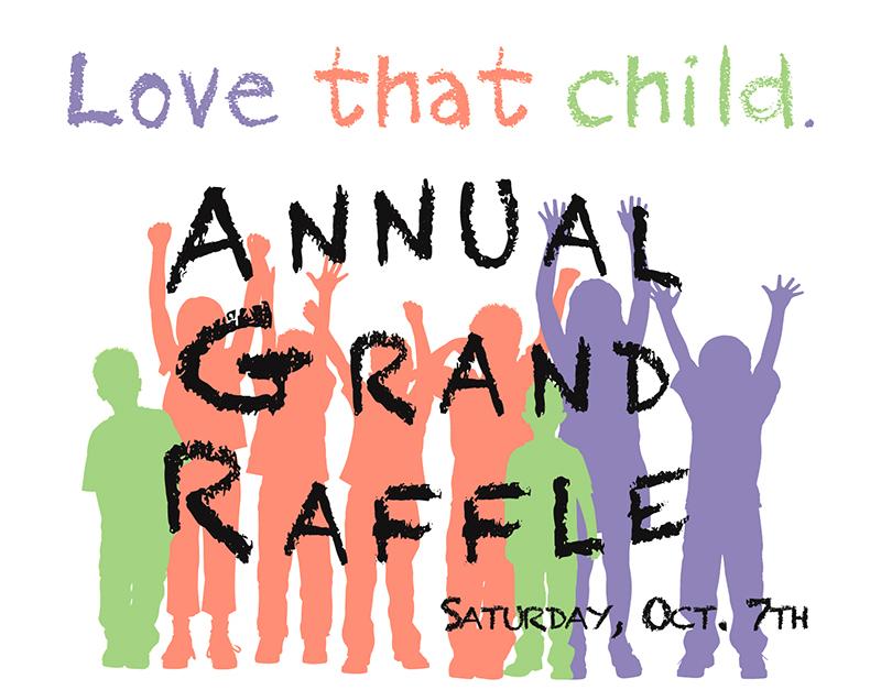 Ranfurly Homes for Children - Annual Grand Raffle