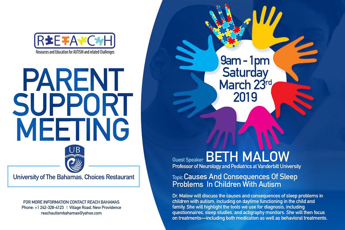 REACH Parent Support Meeting